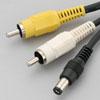 映像・音声・電源コード(映像RCAP-RCAP) BS-305DCV