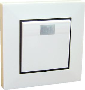 壁スイッチ擬装人感(PIR)センサー防犯カメラHS-200