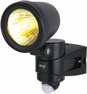 防雨型センサーライト(ハロゲン100W×1灯)  R-100N