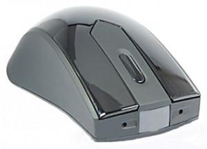 ワイヤレスマウス型赤外線人感(PIR)搭載ビデオレコーダーHS-600