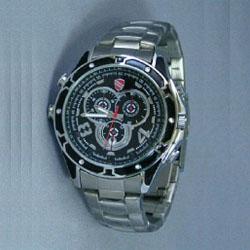 8GBフラッシュメモリー内蔵腕時計型フルHDビデオカメラAME-133Ⅱ